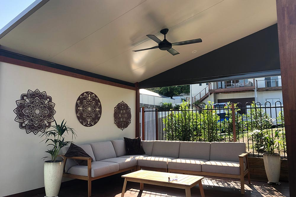 Insulated Patio - DIY Kit